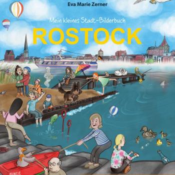 Mein kleines Stadt-Bilderbuch Rostock von Eva Marie Zerner