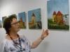 Neue Ausstellung mit Ölmalereien und Aquarellen eröffnet